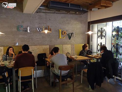 二本餐廳.Herban Kitchen & Bar,東區巷弄裡的美味蔬食料理