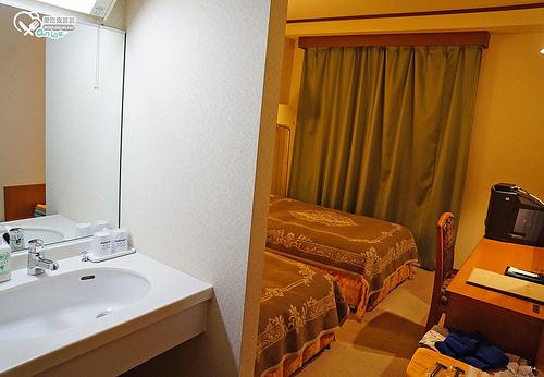 磐梯熱海溫泉.八景園,福島和牛好好吃喔喔喔!