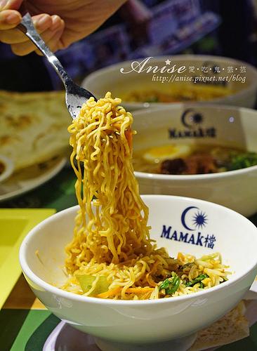 MAMAK媽媽檔,平價可口、正統的星馬料理