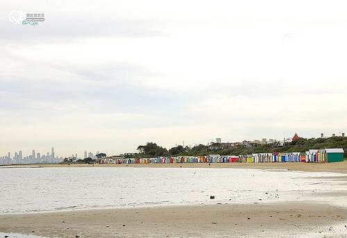 澳洲墨爾本.摩寧頓半島一日遊:戶外溫泉、彩虹小屋、迷宮花園