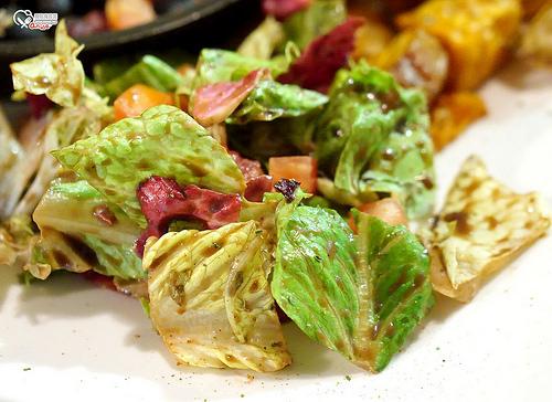 東區美食.二本Herban Kitchen & Bar,目前我蔬食餐廳的No.1