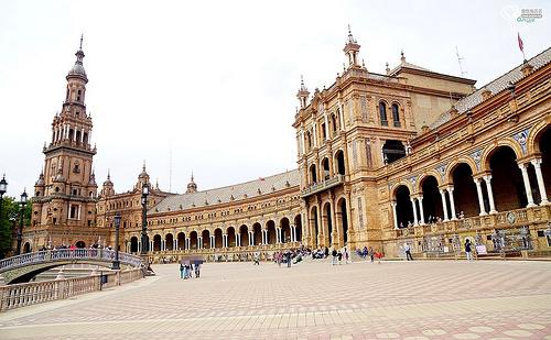 03 Seville Plaza de Espana