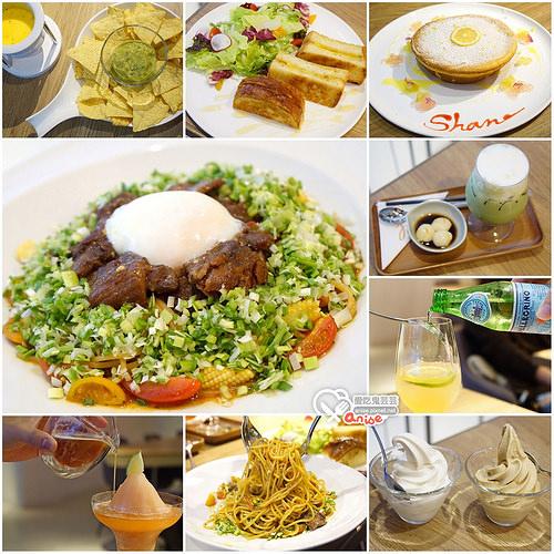 Petit Doux.微兜Café Bistro,永康街的美好咖啡店