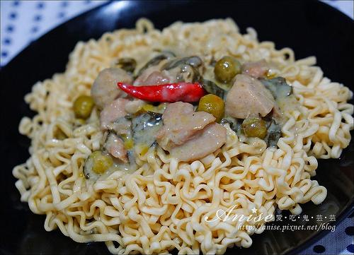 小廚師綠咖哩雞榨菜肉絲麵_024