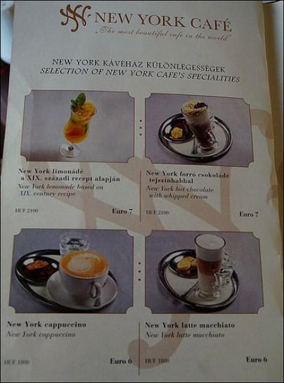 世界最漂亮咖啡館New York Cafe031