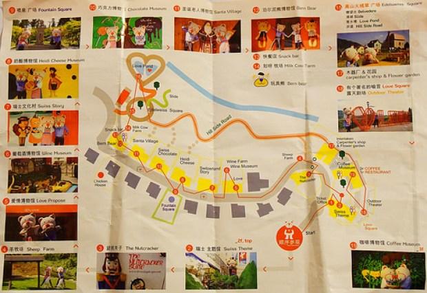 韓國超可愛拍照景點~小瑞士村 Edelweiss Swiss Theme Park