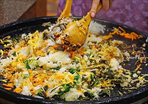 韓國傳統石鍋拌飯文化體驗館_022