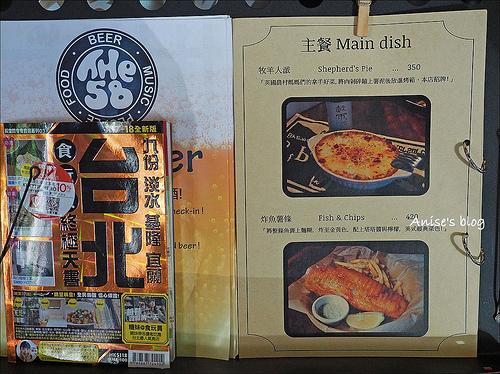 西門町小酒吧.THE 58 Bar&Restaurant,台灣自釀啤酒專賣