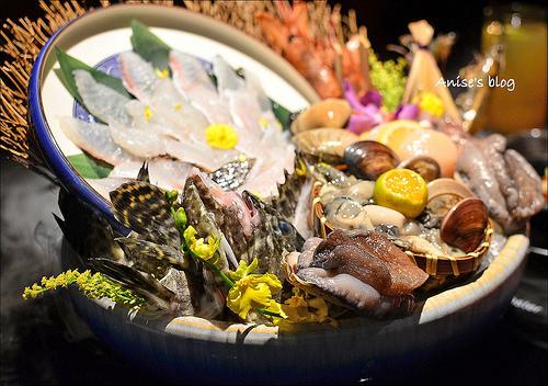 囍聚精緻鍋物,超彭湃海鮮火鍋,也有無菜單料理唷!