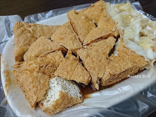阿泉臭豆腐大腸麵線烤肉飯_008