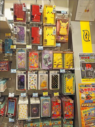 成田機場寶可夢專賣店_017