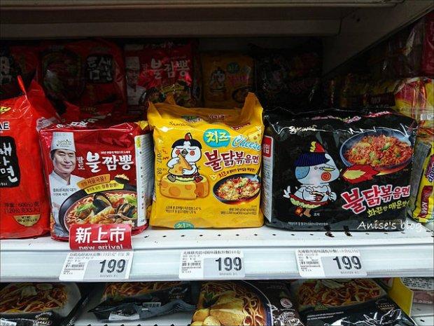 韓國零食伴手禮2016版,媽呀韓國被香蕉佔領了 Q_Q