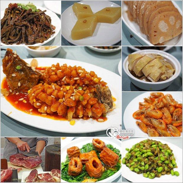 上海美食推薦.道地上海美食沈大成、南京步行街上海市第一食品商店