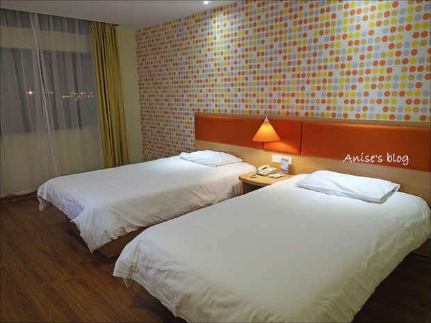 上海浦東機場住宿如家酒店003