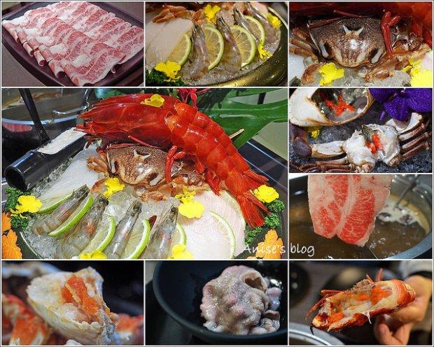 花敦道鍋物.CP值爆表的海鮮火鍋,海鮮是一絕、肉類也超厲害!