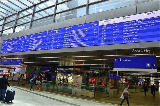 布達佩斯-維也納-哈休塔特-薩爾斯堡行程023