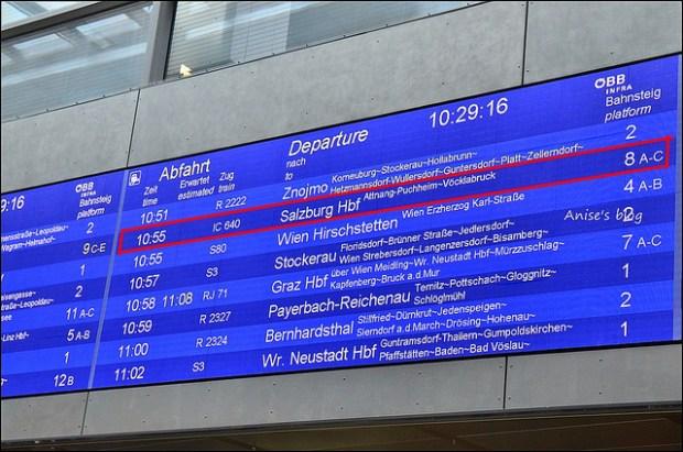 布達佩斯-維也納-哈休塔特-薩爾斯堡行程024