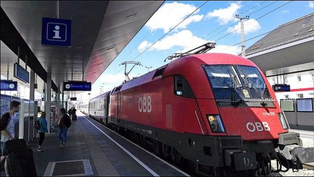 布達佩斯-維也納-哈休塔特-薩爾斯堡行程049