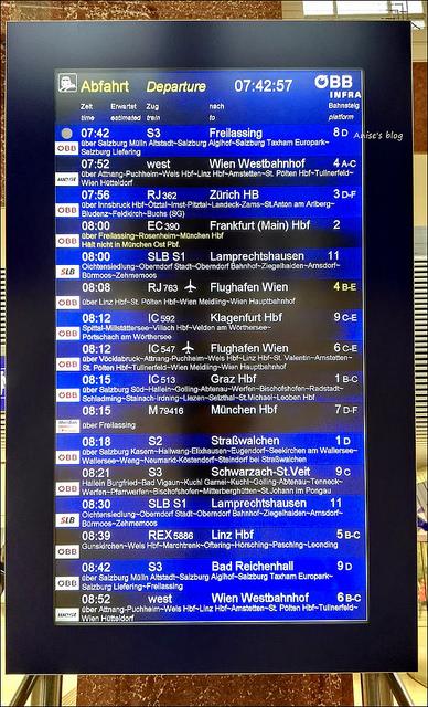 布達佩斯-維也納-哈休塔特-薩爾斯堡行程057
