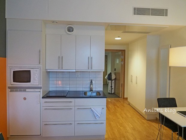 斯德哥爾摩住宿Sky Hotel Apartment_033