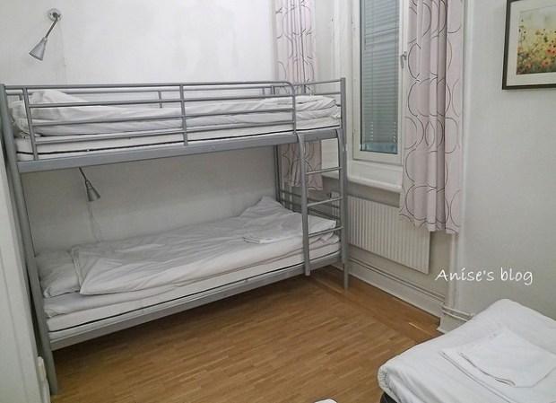 瑞典斯德哥爾摩住宿Briska Hostel_009