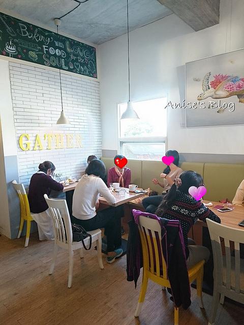 宜蘭壯圍美食.Gather 食聚,咖啡店裡的鹹派兒挺美味