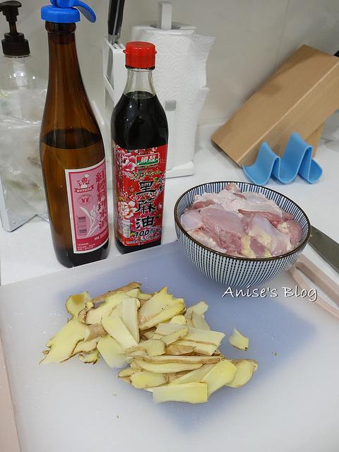 麻油雞食譜1