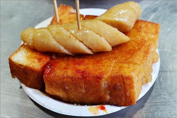 板橋黃石市場生炒魷魚蘿蔔糕糯米腸DSC_1560