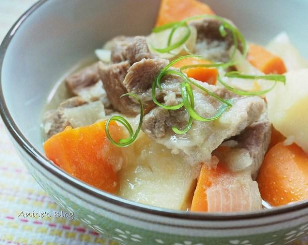 馬鈴薯燉肉簡易版,輕鬆上手零失敗 @愛吃鬼芸芸