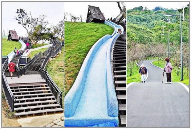 新竹香山青青草原溜滑梯-親子旅遊散步遛狗好去處(姊姊遊記) @愛吃鬼芸芸