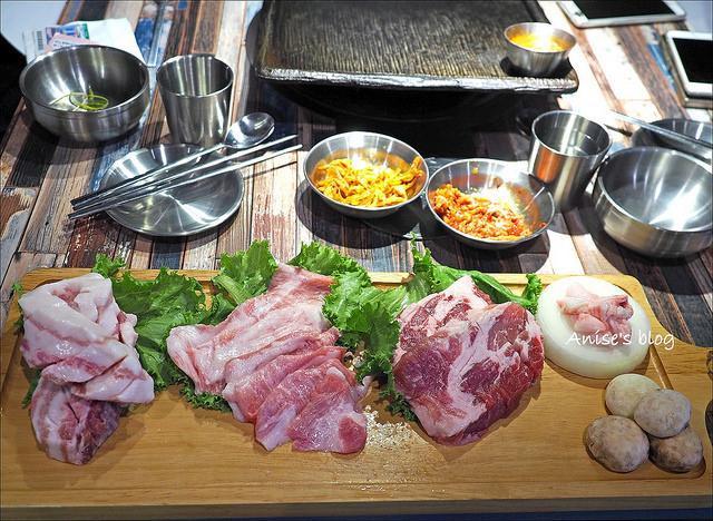 咚咚家dondonga家韓式豬肉專賣店,豬肉好好吃,我還要再去!