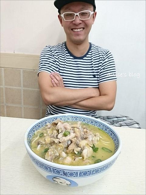 上海美食推薦.排隊哈靈麵館賣的是什麼麵?不要問,你會怕!嘿嘿嘿嘿… @愛吃鬼芸芸