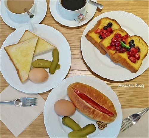 銀座美食早餐.ginza mimozakan cafe (銀座みもざ館カフェ)