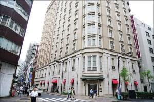 今日熱門文章:東京住宿.銀座蒙特利酒店(Hotel Monterey Ginza),地點絕佳的小歐風飯店