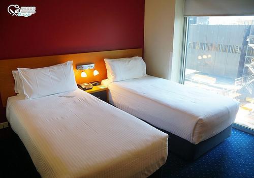 墨爾本平價住宿 | ibis Hotel宜必思墨爾本公寓飯店 @愛吃鬼芸芸