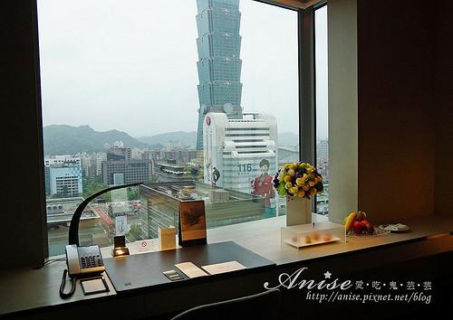 信義區住宿.寒舍艾麗酒店Humble House Taipei @愛吃鬼芸芸