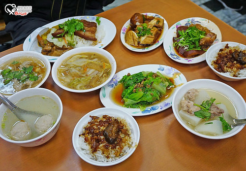 晴光市場.黃記魯肉飯,入口即化的重口味 @愛吃鬼芸芸