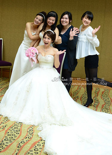 爆乳妹婚禮@徐州路2號 @愛吃鬼芸芸