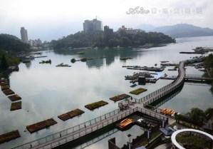 今日熱門文章:日月潭大飯店-享受日月潭的無敵潭景