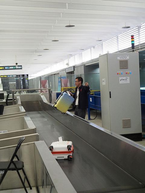 桃園機場捷運預辦登機024