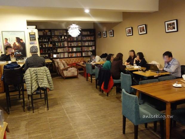 民生社區.Cafe Ballet 芭蕾咖啡館,享受優雅的午後