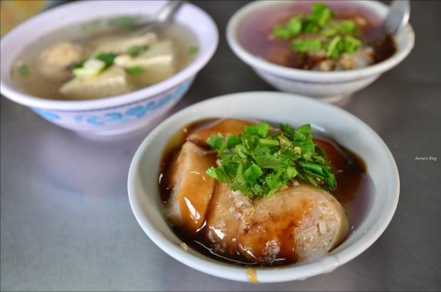 南投美食.集集肉圓吉、限量手工糯米腸晚來吃不到的古早味