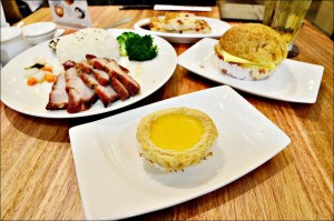 今日熱門文章:信義區美食.檀島香港茶餐廳,招牌酥皮蛋撻、菠蘿油、法式西多士(姊姊食記)