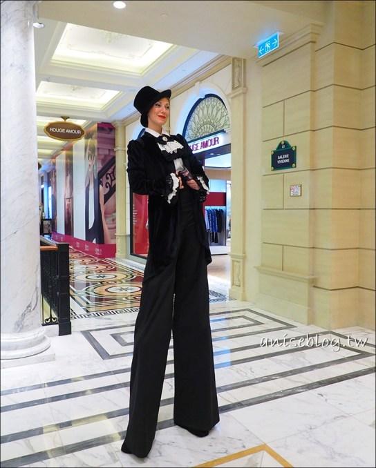 巴黎人酒店巴黎鐵塔、巴黎劇場THRILLER LIVE、威尼斯人酒店冰之歷奇