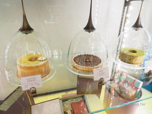 台北文華東方酒店文華餅房,超值精緻法式甜點,大推!