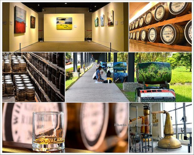 宜蘭金車知性之旅+威士忌酒廠蘭花園水產養殖城堡咖啡000-DSC_5001