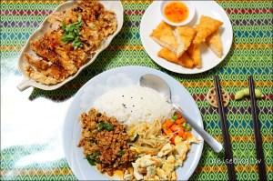 今日熱門文章:公館美食.母女的店,平價味美的泰式料理