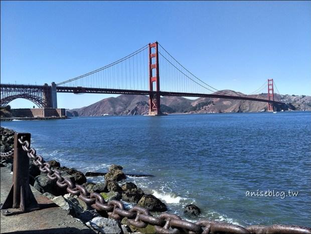 舊金山半日遊:漁人碼頭、IN-N-OUT漢堡、金門大橋、Union Square
