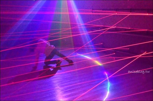 宜蘭新室內景點,鬥陣來七桃體驗館,雷射神偷、VR、AR互動遊戲,親子旅遊雨天備案(姊姊遊記)