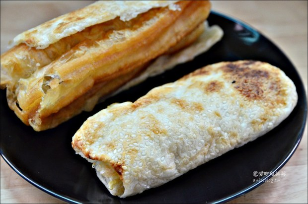 原西園橋下燒餅油條豆漿,萬華區龍山寺站中式早點美食(姊姊食記)